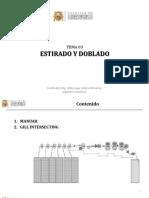 Tema 04 Estirado y Doblado