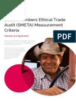Smeta 6.0 Measurement Criteria