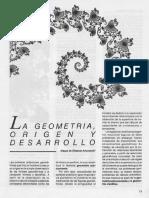 La geometría Origen y desarrollo.pdf