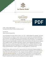 Hf J-xxiii Let 19611208 Iucunda-laudatio