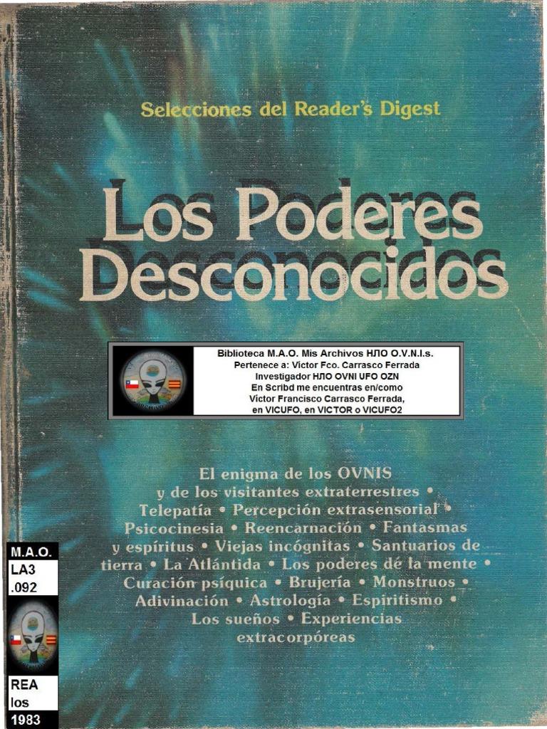 d7aa684c1145 Los Poderes- Desconocidos