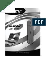 Emtec S810 DVB-T USB adapter User's Manual - Italian