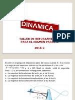Taller Examen Parcial Villa 2016-2