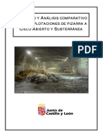 Mineria Pizarra Cielo Abierto-subt