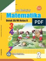 Asyiknya Belajar Matematika 2 Kelas 2 Mas Titing Sumarmi Siti Kamsiyati 2009