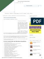50 Livros Essenciais Da Literatura Brasileira