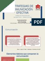 Estrategias de Comunicacion Ppt Mod