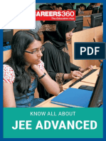 Know All About JEE Advanced