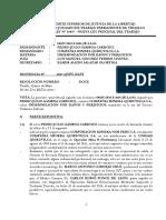 QUIRUVILCA-NEUMOCONIOSIS
