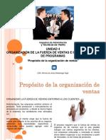 41 Pres Proposito de La Organizacion de Ventas (1)