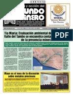 Mundo Minero. Marzo-Abril 2018