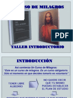 Ucdm Taller Introductorio