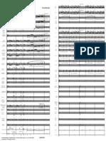 Serenata Capriccio Score