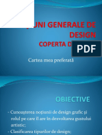 Elemente de Design Clasa a VII A