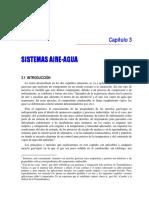3 Sistemas Aire Agua