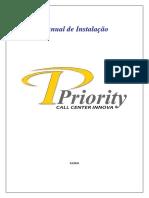 Manual Do Priority - Instalação