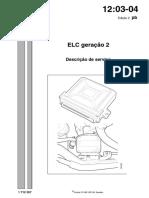 12 Elc Geração 2 Descrição de Serviço Scania s4