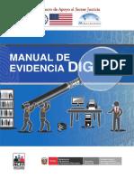Criminalística, Manual de evidencias.pdf