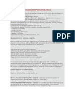 Normas Para La Elaboracion e Interpretacion Del Dibujo