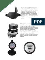 Medidor para agua de tipo volumétrico.docx