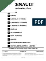 Equipamentos Eletrônicos MEGANE