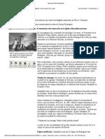 Basan en Testimonios Orales Dudas Sobre Autenticidad de Restos de Simón Rodríguez. Miércoles 18 de Enero Del 2012