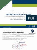 Antenas Navegacion