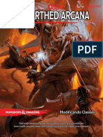 D&D 5E - Unearthed Arcana - Modificando Classes - Biblioteca Élfica