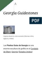 Georgia Guidestones - Wikipedia, La Enciclopedia Libre