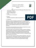 informe qiumica1