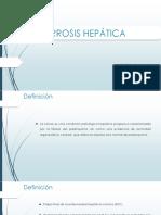 Cirrosis Hepática Rawson