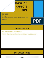 edt 180 group project powerpoint