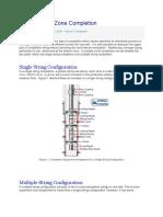 Completion - Drilling Formulas