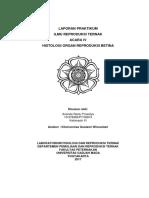 Histologi Betina