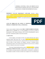 Petição Fred x Dell