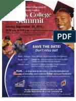 GCFI - Black-College - Summit