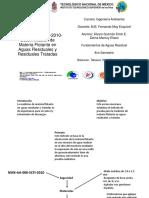 NMX-AA-006-SCFI-2010- Determinación de Materia Flotante en Aguas Residuales