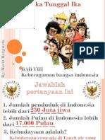 UNSUR KERAGAMAN BUDAYA INDONESIA kelas 7