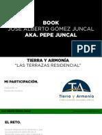 Book José Alberto Gómez Juncal