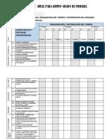 Planificación Anual Para Quinto Grado de Prmaria (1)