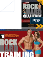 13737073 Muscle Fitness Magazine 12 Weekrock Hard Challenge 2008