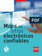 Mapa de Sitios Electronicos Confiables