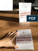 A Guide To Facebook Addiction Recovery