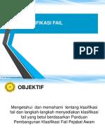 3. Klasifikasi Fail
