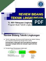 1 Review Bidang Teknik Lingkungan