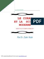 Le Coran et la Science Moderne