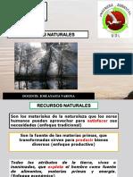 III Recursos Naturalesf Sss