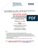 1st NLAA-AGRI-Technology, GIS Seminar Workshop Feb21 to 23 2018 (1)