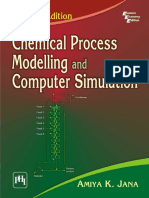 EXC Chemical Process Modelling and Computer Simulation AMIYA
