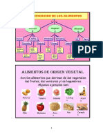 Alimentos de Origen Vegetal (1)